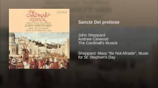 Sancte Dei pretiose