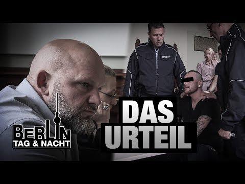 Berlin - Tag & Nacht - Dramatische Wendung im Mordfall!   Der ganze Prozess! #1471 - RTL II