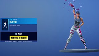 NEW GLITTER DANCE FORTNITE! NEW SHOP FORTNITE TODAY 27/05. NEW ITEMS IN THE FORTNITE STORE? NEW SKIN?