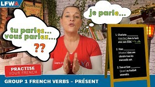 Practise your French Group 1