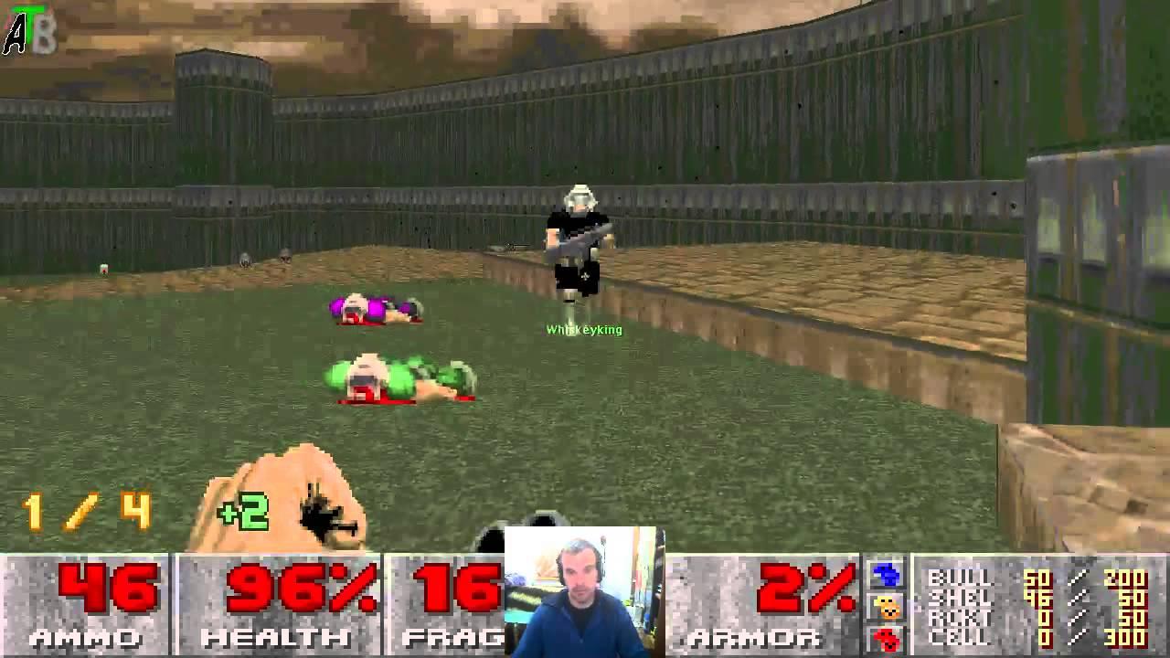 играть онлайн doom 2d