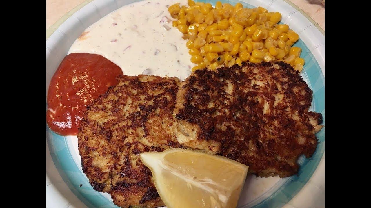 Cast Iron Cooking Salmon Patties Recipe