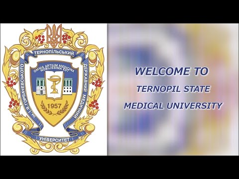 Ternopil State Medical University Promo Video