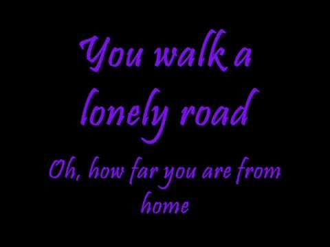 Celtic Woman's Lisa Kelly - May It Be (lyrics)