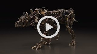 KINGSMAN: THE GOLDEN CIRCLE - Robot Dogs