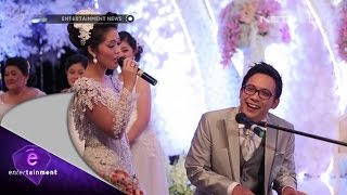 Download Video Exclusive #TheWedding David Noah & Gracia Indri Eps. 2 - Part 2/4 MP3 3GP MP4