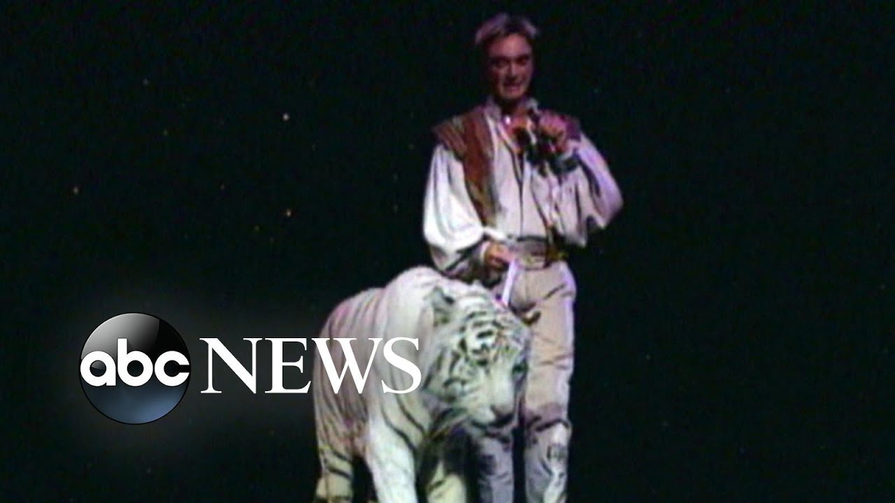 Siegfried Fischbacher of famed magic act 'Siegfried & Roy' dies of ...