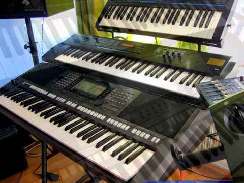 yamaha psr s770 demo dance track chartr b youtube. Black Bedroom Furniture Sets. Home Design Ideas