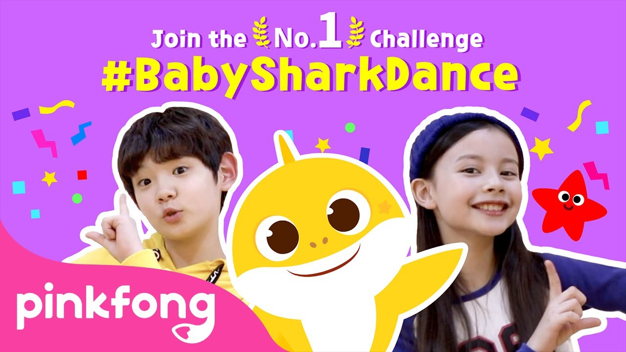 Join the Baby Shark Challenge | Most Viewed Video on YouTube | No.1 Video on YouTube