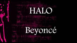 Halo - Beyoncé    Lower Key Karaoke (-1)