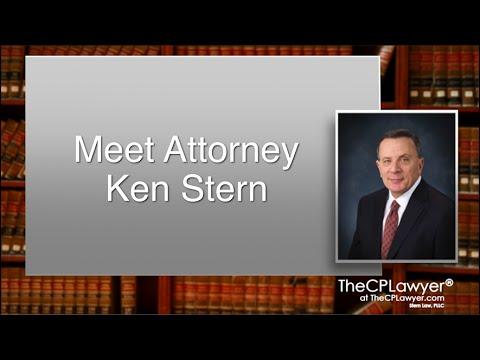 Meet Attorney Ken Stern