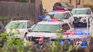Police ID man shot, killed while driving in Providence