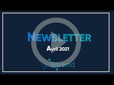 #4 Newsletter d'avril