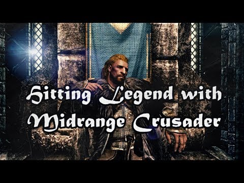New Deck - Let It All Out Shout Crusader | Elder Scrolls Legends