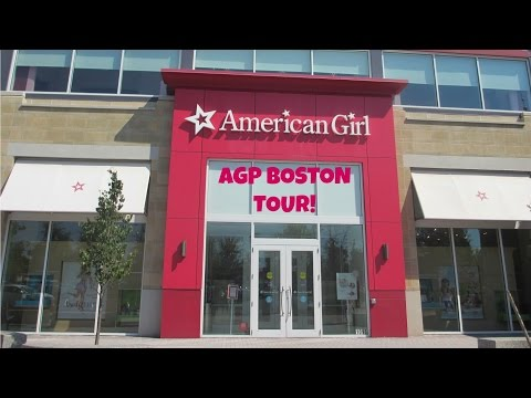 Tour Of AGP Boston!