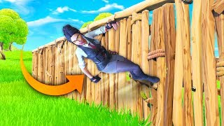 NEW TRICK - RUNNING ON WALLS..WTF!! | Fortnite Funny and Best Moments Ep.186 Fortnite Battle Royale
