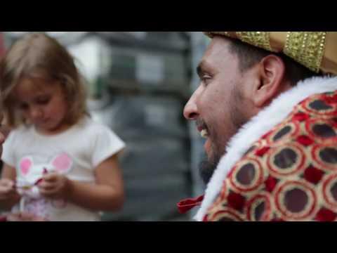 REYES MAGOS 2017 - SAN RAFAEL MENDOZA