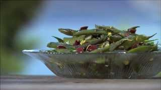 Green Beans with Olives and Garlic - Annabel Langbein