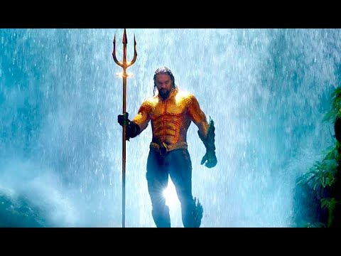 'Aquaman' Official Extended Trailer (2018) | Jason Momoa, Am