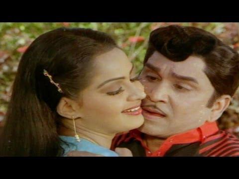 Vasantha Geetham Songs - Maduram Jeevana Sangeetham - Akkineni Nageshwara Rao, Radha - HD