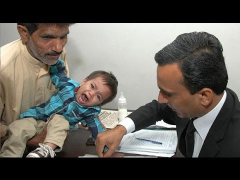 Pakistani judge throws out attempted murder charge against nine-month old baby