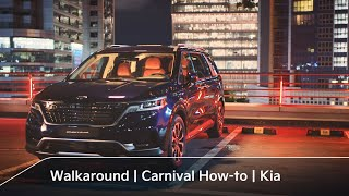 Walkaround|Carnival How-to|Kia