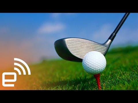 Demo: Optishot Golf Simulator | Engadget