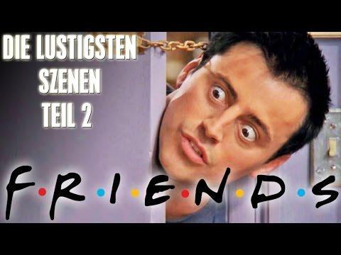 FRIENDS - Die lustigsten Szenen Teil 2 #FRIENDS4FANS - im DISNEY CHANNEL