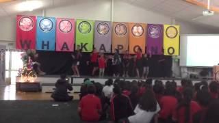 Kiwi Can Jam Roscommon School 2012