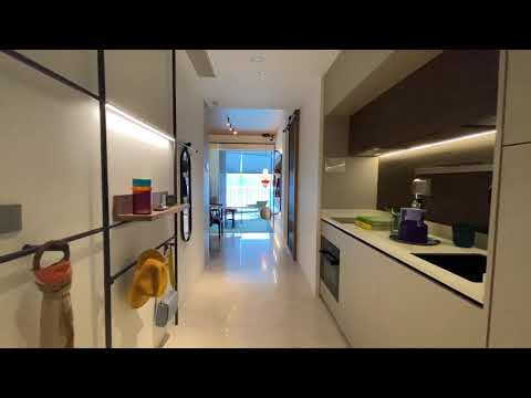 The Reef at King's Dock 2 Bedroom Showflat Tour   Waterfront Resort Style Living