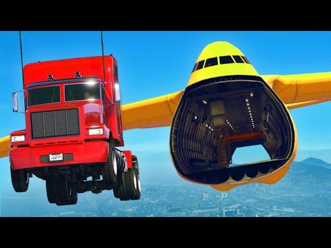 GTA 5 WINS: EP.24 (BEST GTA 5 Stunts & Funny Moments Compilation)