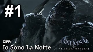 batman arkham origins   diff io sono la notte   walkthrough 1 ita