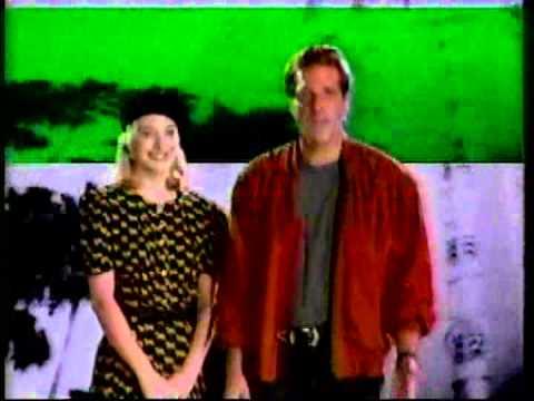 1993 AD ARROW 93.1 FM PROMO: SOUTH OF SUNSET GLENN FREY EAGLES