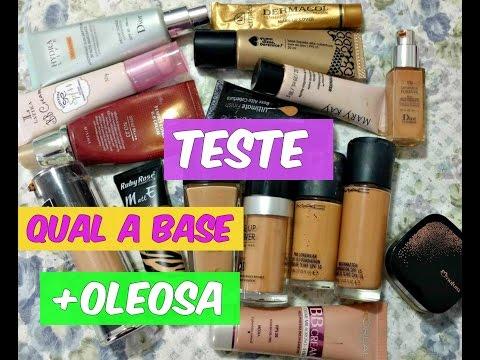 TESTE DE OLEOSIDADE DAS BASES