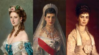 The Daughters of King Christian IX of Denmark