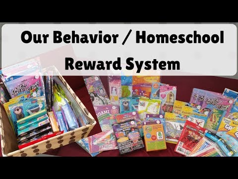 Our Behavior/Homeschool Reward System