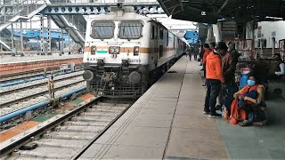 (Chandigarh - Ambala Cantt) Complete Train Journey.!!