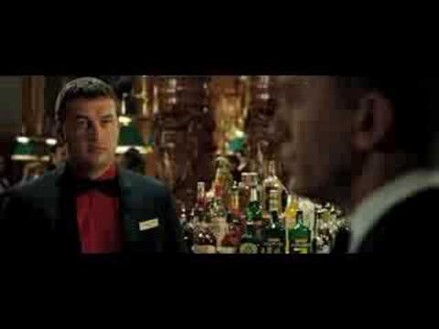 Vodka martini in casino royale casino monte lago lake las vegas