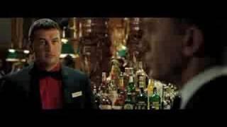Casino Royale - vodka Martini