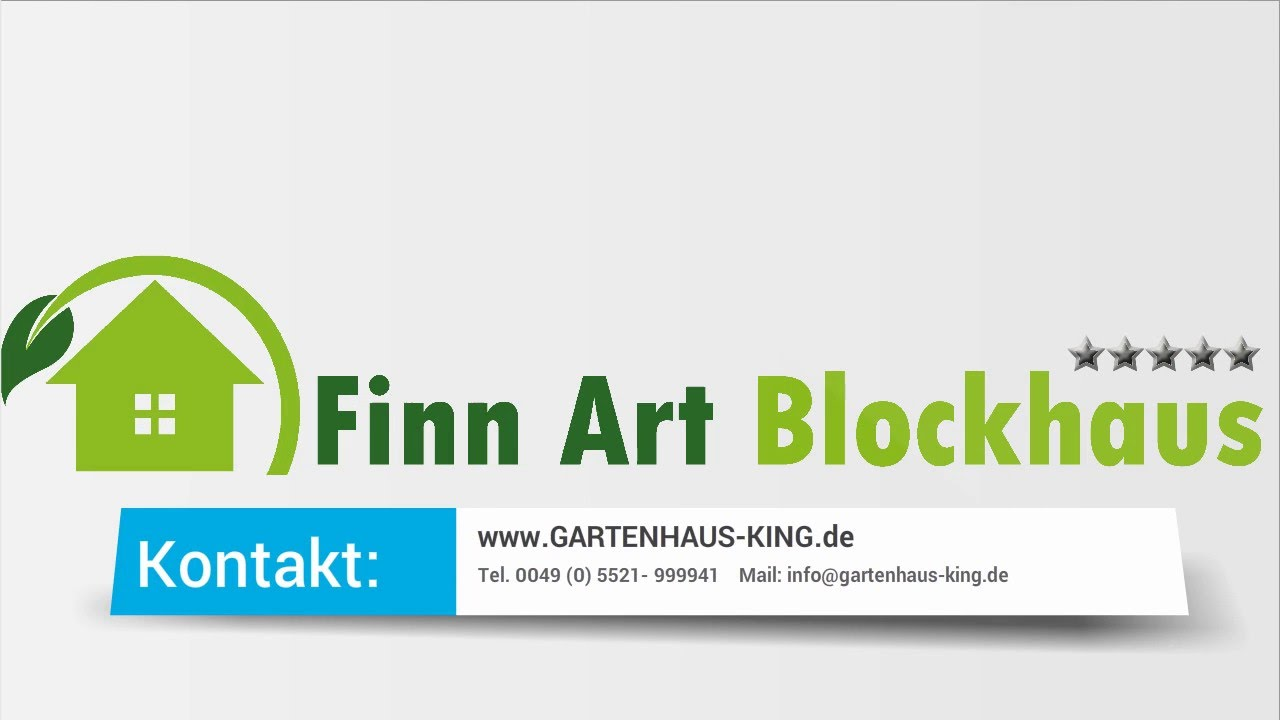 gartenhaus der onlineprofi f r gartenh user und grillkota youtube. Black Bedroom Furniture Sets. Home Design Ideas