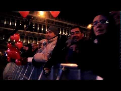 Capodanno a Venezia Love 2012, Piazza San Marco   video ufficiale