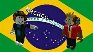 Macaque Roblox :v (parodia)
