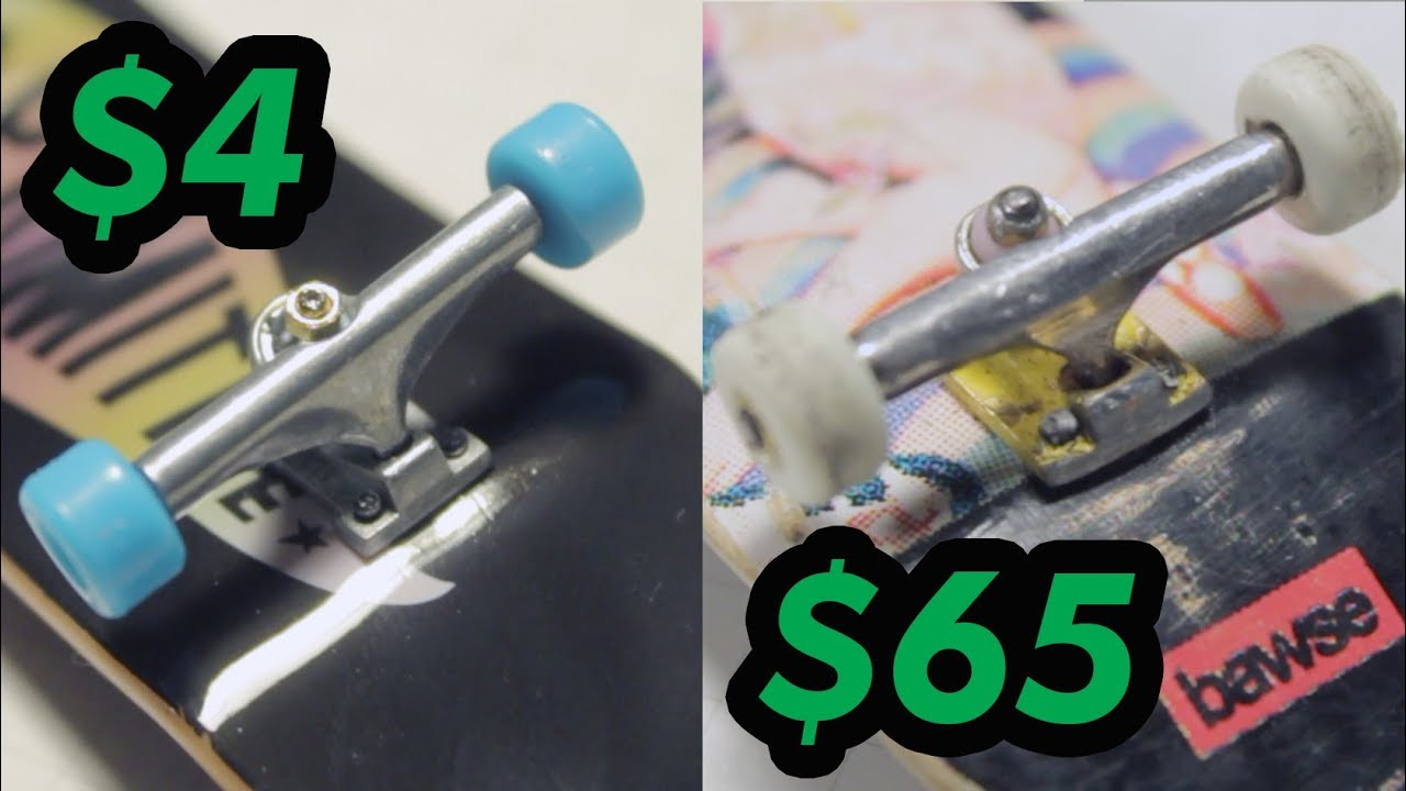 32MM TECHDECK VS FINGERBOARD TRUCKS