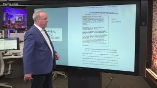 Latest on claims from Lin Wood, Sidney Powell about Georgia election