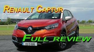 Renault Captur full review