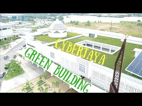 THE BEST 4K AERIAL VIEW IN SILICON VALLEY Malaysia CYBERJAYA