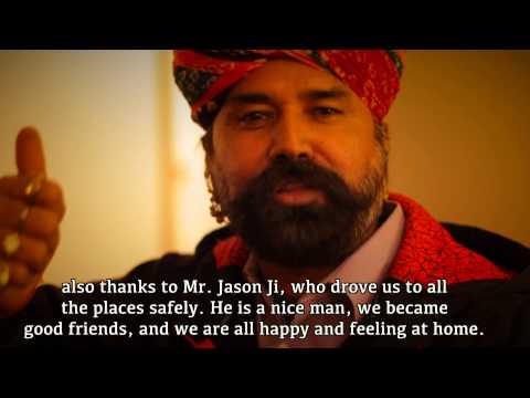 Rajasthani Gypsy Caravan (Documentary)