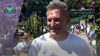 Interview with Boguslaw Szewczyk from Glass Door | The Wimbledon Foundation