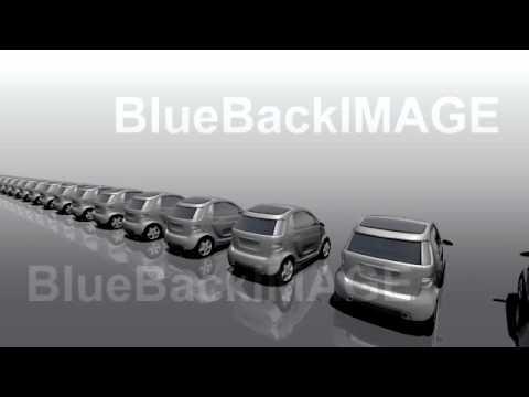 著作権フリー 映像素材 動画素材 自動車 クルマ くるま カー Car BG Com rw