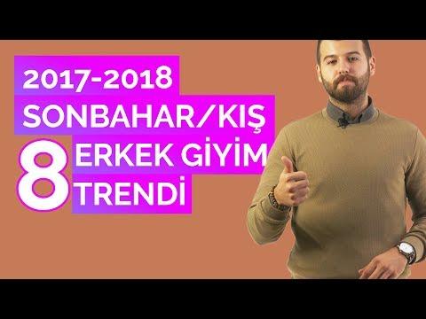 2017/2018 Sonbahar - Kış 8 Erkek Giyim Trendi